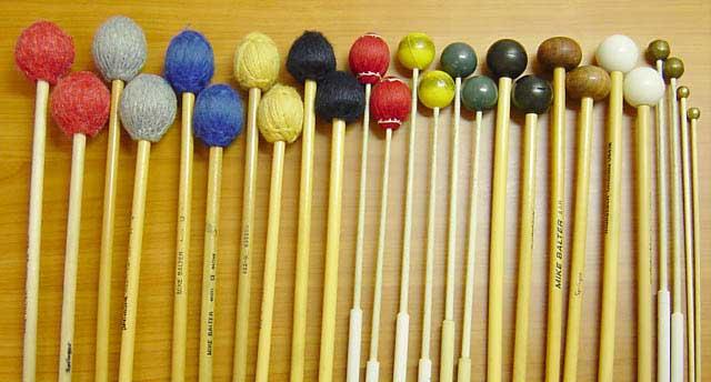 Mallet percussion tutorial